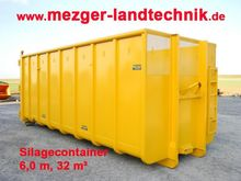 Strobach Silagecontainer