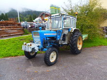 Used Ford 4000 in Eu