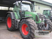 Used 2007 Fendt 817