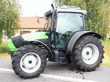 2012 Deutz Fahr Agrofarm 410 Eu