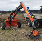Used Auer Timberlift