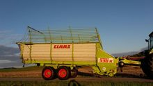 Used 1985 Claas SPRI