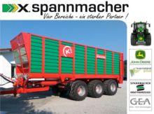 2016 Kirchner KTW 9224 TR Häcks