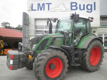 Used 2016 Fendt 516