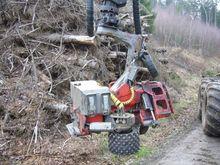 Used 2007 Log Max 40