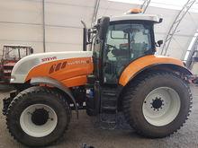 Used 2013 Steyr 6170