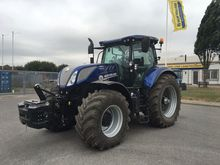 Used 2016 Holland T7