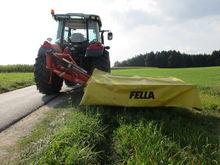 2012 Fella Fella SM 206 Heckmäh