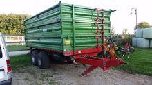 2015 Pronar Tandemkipper 11 ton