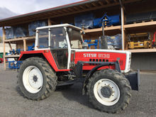 Used 1980 Steyr A 81