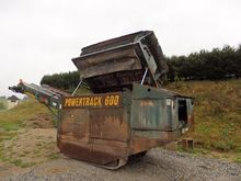 Used Powerscreen Gro