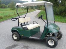 EZGO TXT Golfcar
