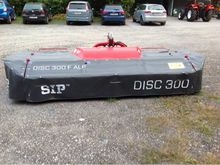 Used 2016 SIP DISC 3