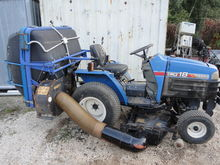 Used 2004 Iseki TMG