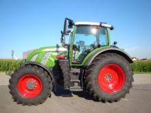 Used 2016 Fendt 716