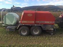 Used 2001 Vicon Bale