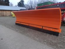 2016 New- Agro - Snow Plow Schn