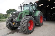 Used 2011 Fendt 922