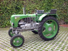 Used 1957 Steyr T80