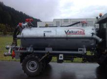 Used 2013 Vakutec Au
