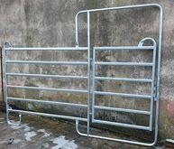 2016 Sonstige Zaun Panel mit Tü