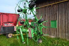 Used Stoll Z 660 Hyd