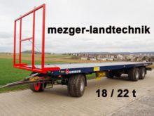 2017 Ursus Ballenwagen UBW 18