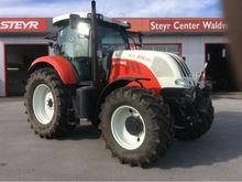 2015 Steyr CVT 6160 ecotech