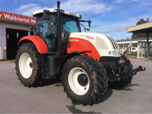 2015 Steyr CVT 6145 ecotech