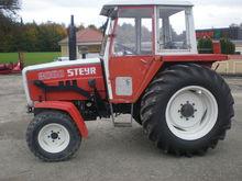 Used 1982 Steyr 8060