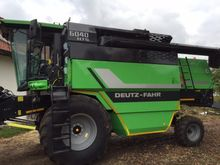Used Deutz-Fahr 6040
