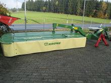 Used 2016 Krone EC R