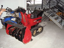 Used Honda HS 1136 i
