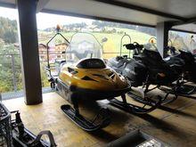 1989 Ski-doo Alpine III