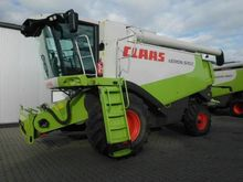Used 2010 CLAAS Lexi