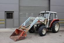 Used 1983 Steyr 8055
