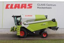 Used 2009 CLAAS Tuca