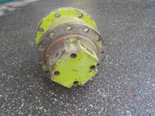 Used Claas Allrad-An