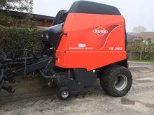 Used 2012 Kuhn VB 21