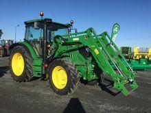 2014 John Deere 6105 R