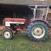 Used 1972 Case IH 45