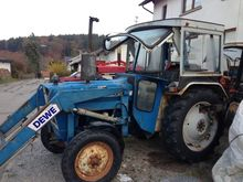 Used Ford 3600 in Eu
