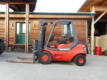Used 1998 Linde H25D