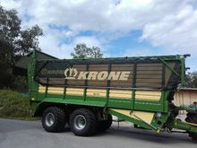Krone TX460 Häckselwagen