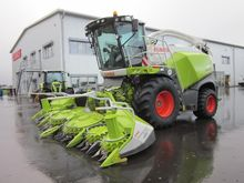 Used 2016 CLAAS JAGU