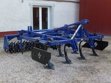 2016 Satex Master Seed Grubber