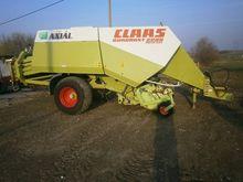 2002 Claas Quadrant 2200 Roto C