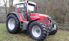 Used 2008 Fendt 712