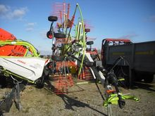 Used 2014 CLAAS Line