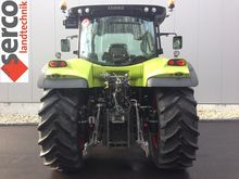 Used 2013 Claas ARIO